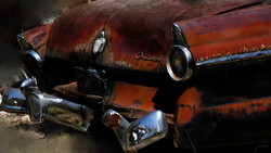 Aged and Rust