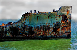 Shipwreck - Galveston Bay