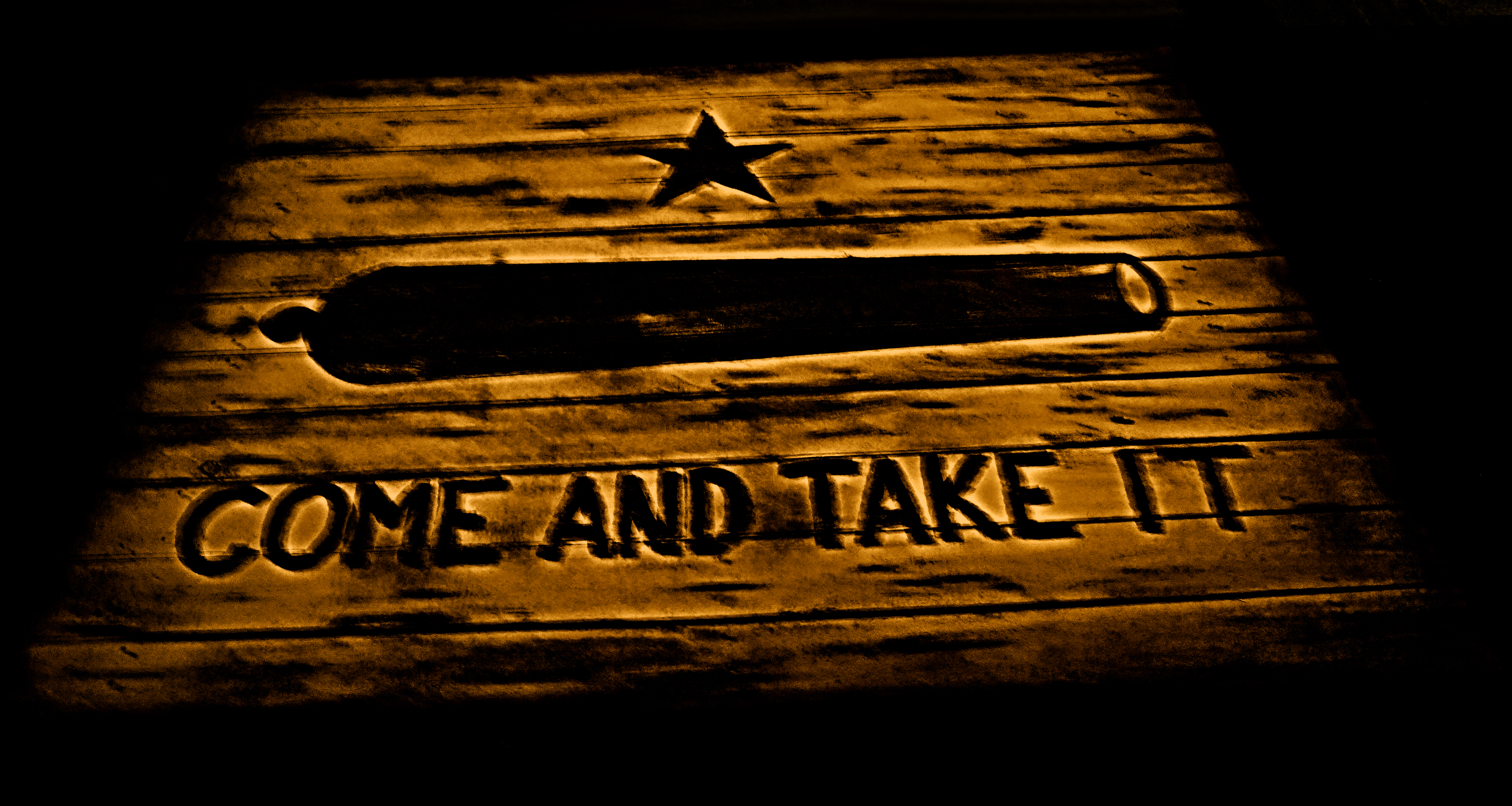 Come and Take it.....