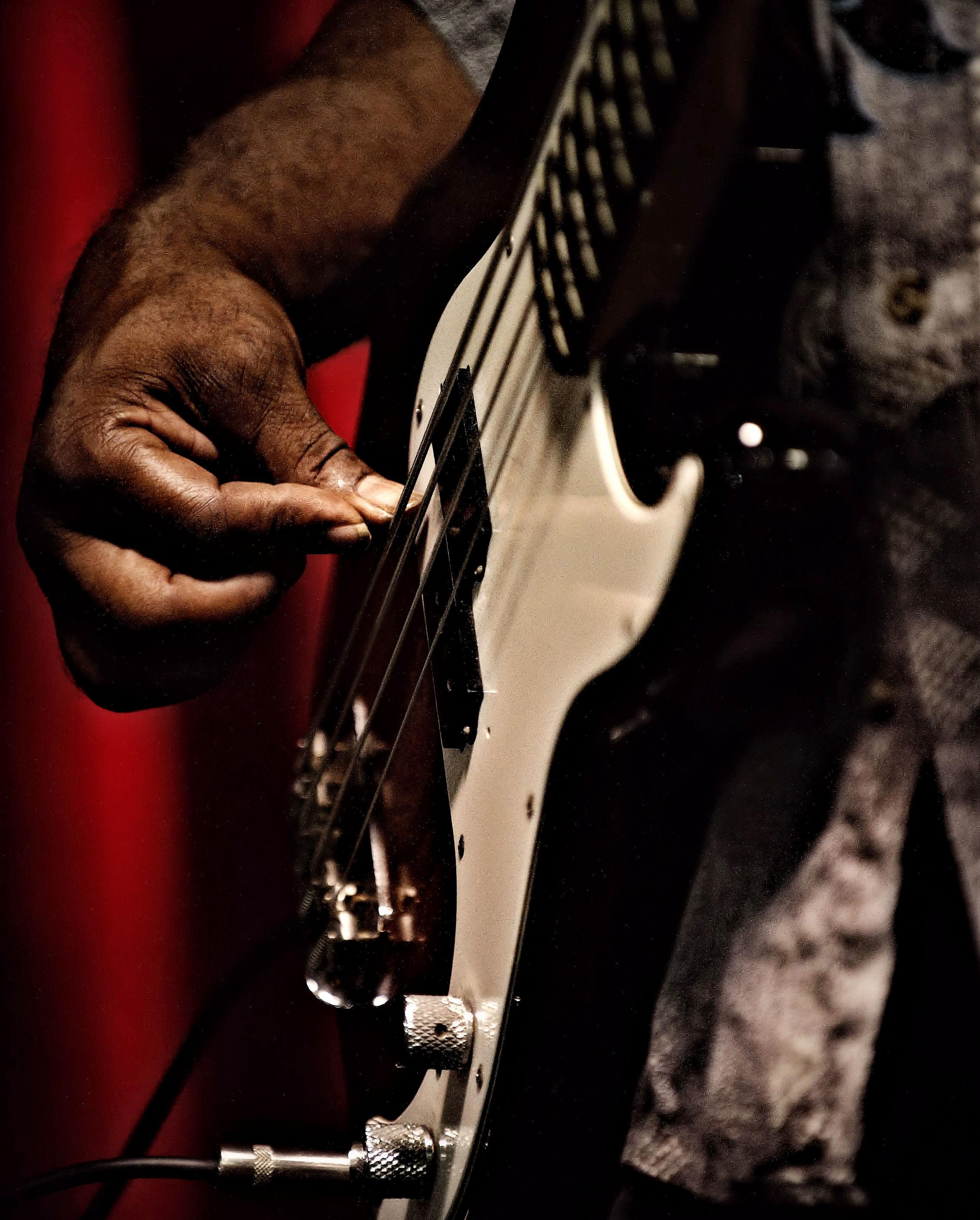 "James Henry Band ''Thurman"""