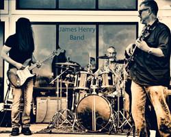 Jamws Henry Band