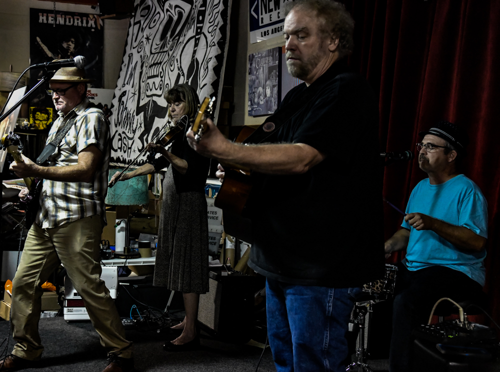 Mitch Jacob Band