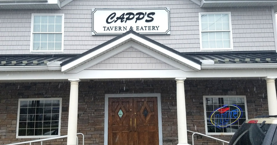 ff794a60c4f Capps Tavern Pizza in Leroy