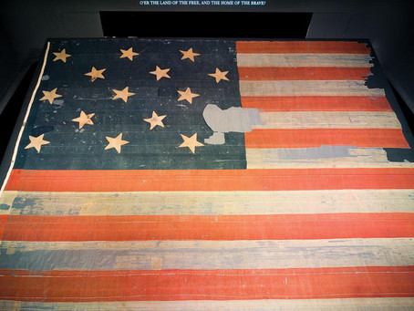 The Story Behind The Song // The Star-Spangled Banner