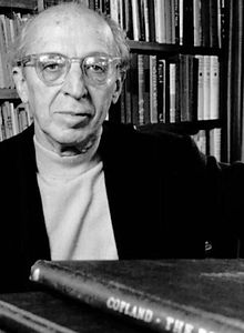 classical, music, composer, copland, aaron copland