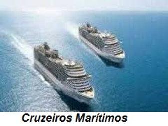 Cruzeiros Marítimos, inclusive os especiais