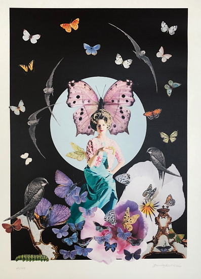 Emilia Snövit Kikic - Godess of butterflies/Night