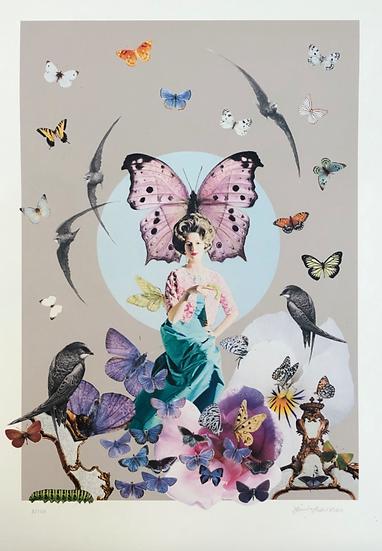 Emilia Snövit Kikic - Godess of butterflies/Day