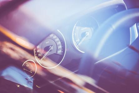 Auto Armaturenbrett