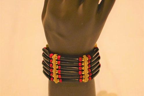 6 row bracelet