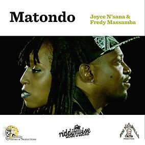 Joyce N'sana & Fredy Massamba - Matondo
