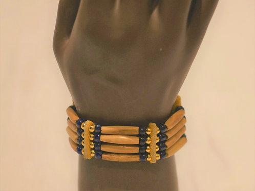 4 row bracelet