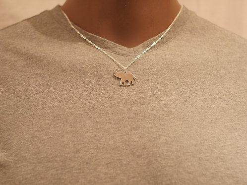 Chain + Elephant pendant