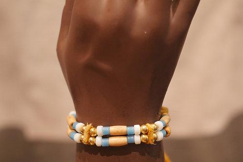 2 row bracelet