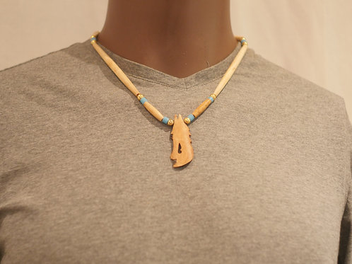 Necklace + pendant