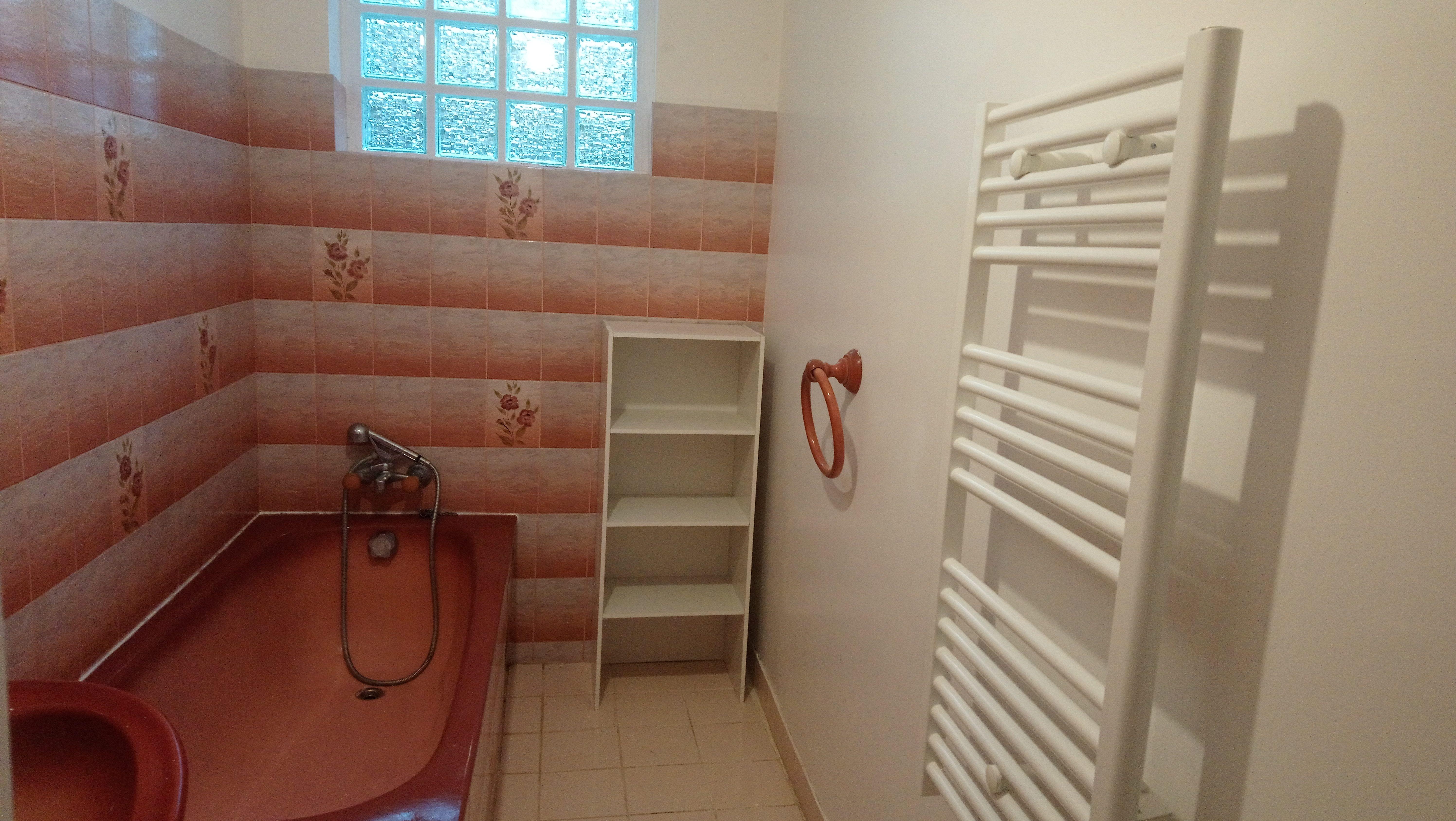 La salle de bain-baignoire-La Paulmyere