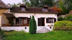 Maison de vacances a Paulmy France