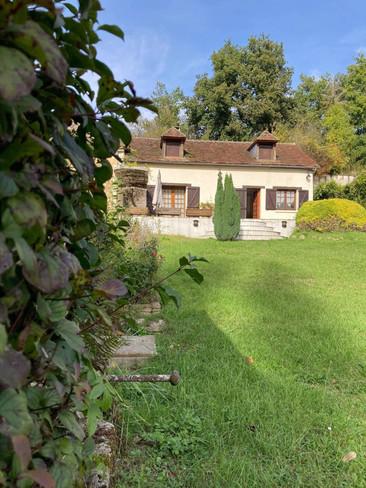La Paulmyère Grand jardin