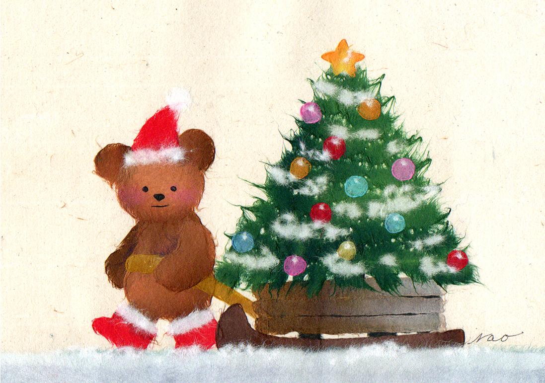 くまさんのクリスマス