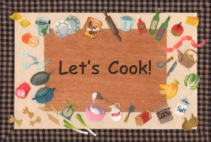 Let's Cook!