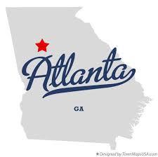 Atlanta and surrounding areas