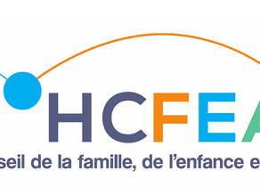 Communiqué de presse Haut conseil de la famille : Panorama des familles d'aujourd'hui