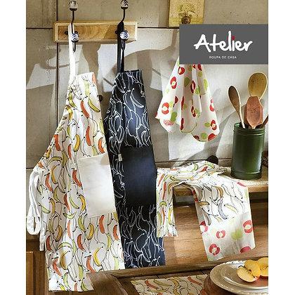 Avental Estampado - Atelier Xanfer - 010607