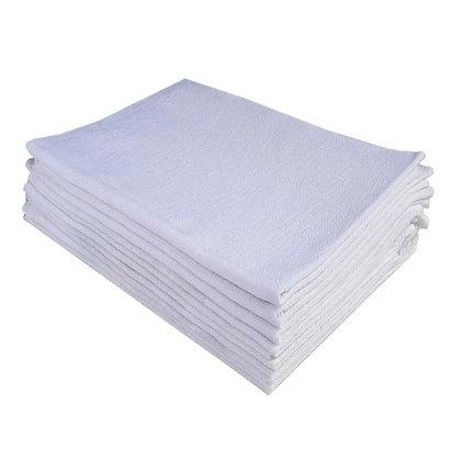 Pano de Prato Sarja Branco 42x75cm - Dantex - 010442