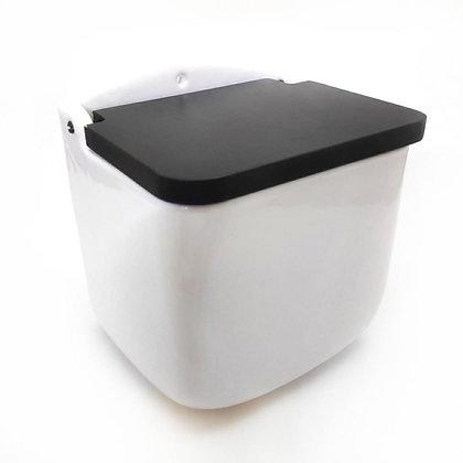 Saleiro de Cerâmica Branco - 020220