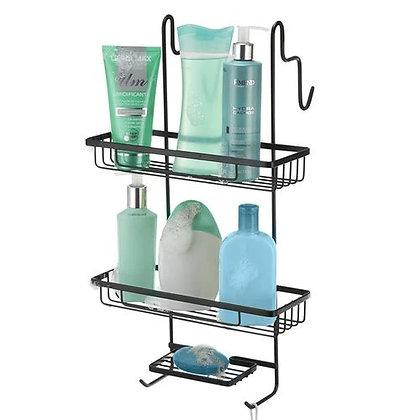Porta Shampoo Duplo para Box