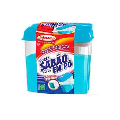 Porta Sabão em Pó 1 Kg - Injetemp - 070612