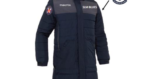SLM Blues Suva Bench Jacket
