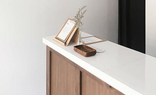 Floating Point, Reading Reception Desk