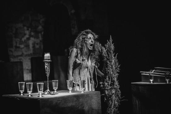 """""""Wesele"""", Teatr Gardzienice, reż. Włodzimierz Staniewski"""