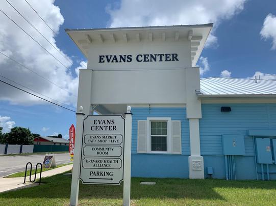 Evans Center
