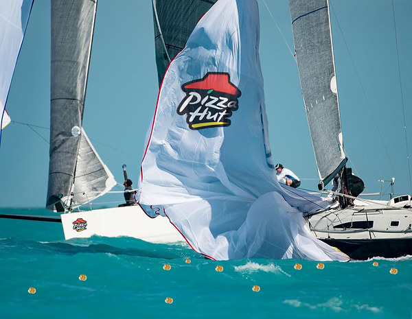 Pizza Hut Sailboat Race Garlic Knots