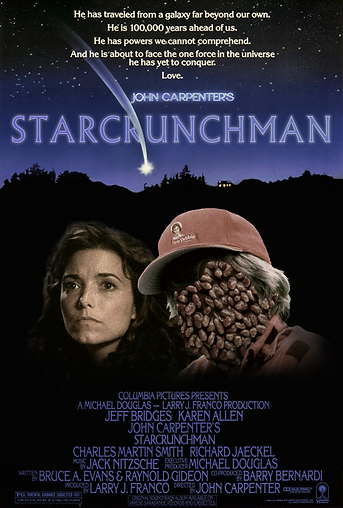 Starcrunch Man
