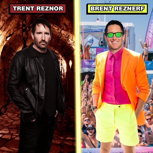 Trent Reznor Nine Inch Nails Brent Reznerf Choose Your Fighter