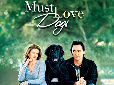 Must Love Dogs Key Art