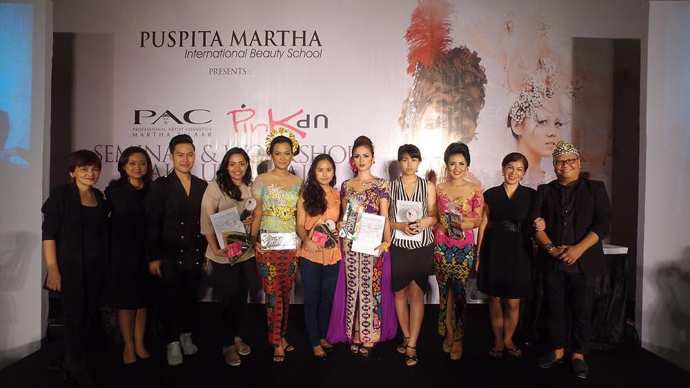 Beautypreneurship Tour 2016 : Seminar & Workshop di Bali