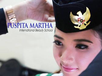 PUSPITA MARTHA & PASKIBRAKA 2014