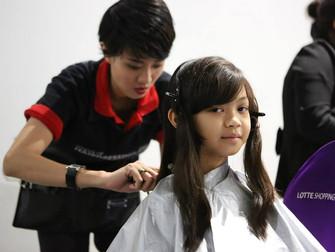800 Orang Mendonorkan Rambut di Event Hair For Love