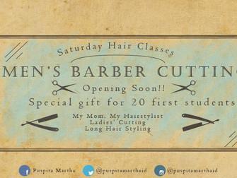 Saturday Hair Classes