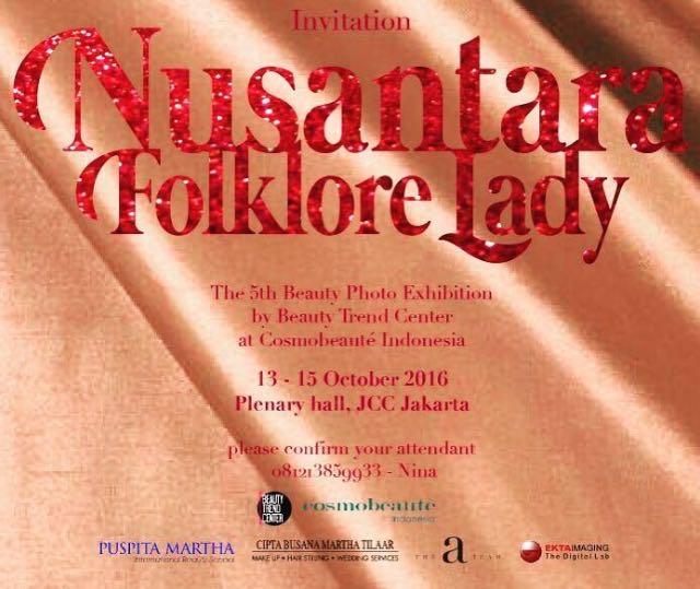Cosmobeaute Indonesia 2016