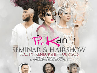 BEAUTYPRENEURSHIP TOUR 2016