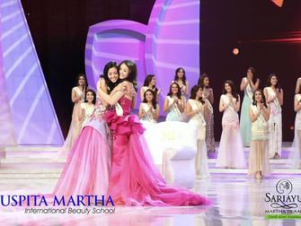 Miss Yogyakarta Meraih Gelar Miss Indonesia 2015