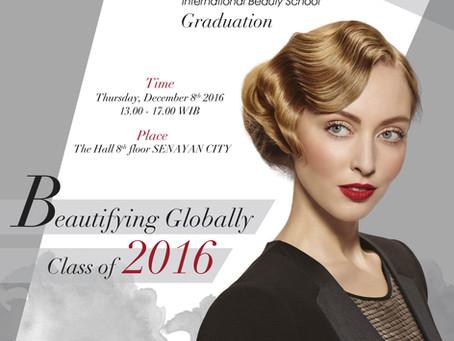 Graduation 2016: Beautifying Globally