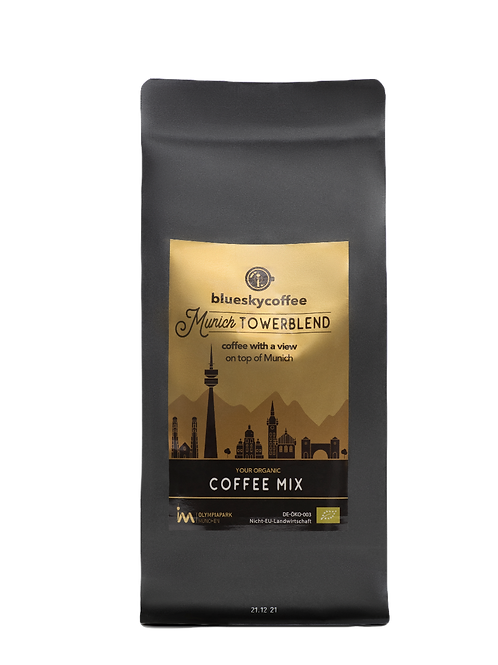 TowerBlend Munich BIO Coffee