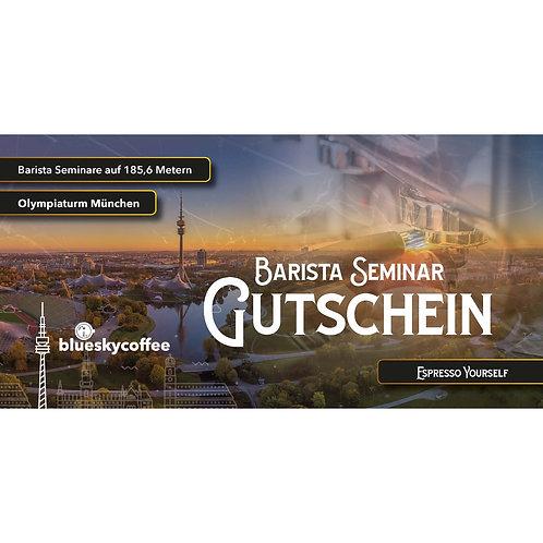Barista-Seminar über den Wolken