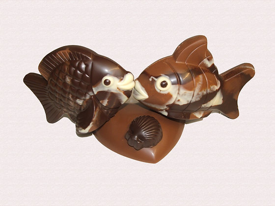 Le duo de poisson